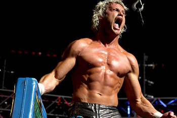 Ziggler is one of the brightest stars in the WWE. Photo Courtesy of WWE.com