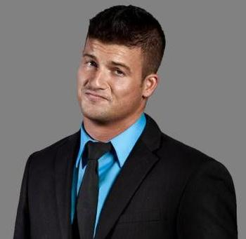 Ziggler's younger brother, Ryan Nemeth, is NXT's backstage interviewer Briley Pierce. Photo Courtesy of WWE.com