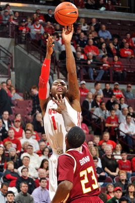 Deshaun Thomas has been the Buckeyes' best three-point shooter, but he is far from the go-to shooter the Buckeyes need.