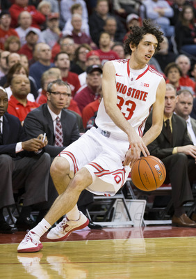 Freshman Amedeo Della Valle is just one of the members of Ohio State's bench that must step up