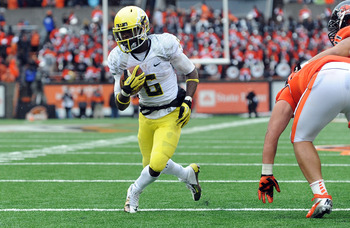 The explosive De'Anthony Thomas