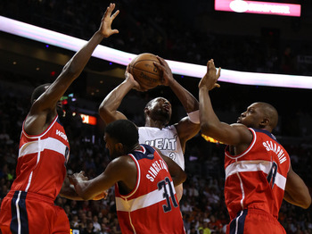 The Heat waited too long to take the Wizards seriously.