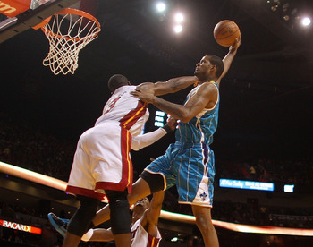 After a slow start, the Heat stopped making it easy on the Hornets.