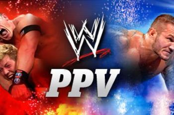 WWE Pay-Per-View (Courtesy of WWE.com)
