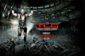 WWE TLC 2012 Promotional Poster (Courtesy of WWE.com)