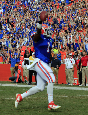 Jon Bostic undertook a lot of responsibility as the leader of the Gators' front seven.