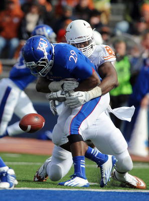 Okafor is Texas' best defensive player and could be the difference on Saturday.