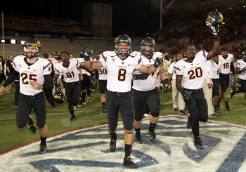 Will Arizona State be fooled by Navy's triple option?
