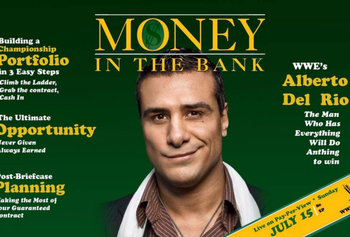 Money in the Bank 2012 Promotional Poster (Courtesy of WWE.com)