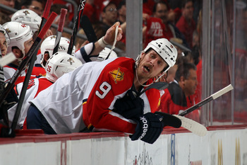 Stephen Weiss and the Florida Panthers should be confused about their collapse in the computer world of hockey.