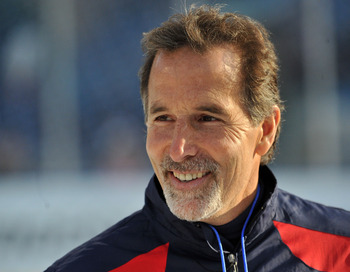 Rangers coach John Tortorella wouldn't be smiling if the Eastern Conference standings were real.