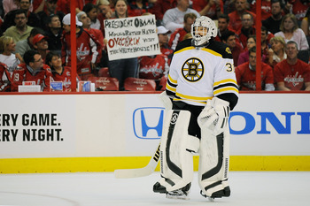 That's right everybody, Tim Thomas is back—for the simulation.
