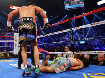 This is what it took for Marquez to &quot;officially&quot; win against Pacquiao.