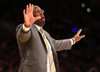 Mike Brown might need some time off before his next media circus.