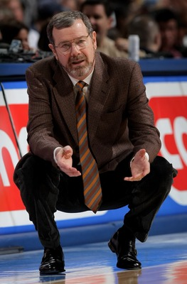 Carlesimo can parlay his interim work into the full-time job.