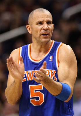 Jason Kidd has played a large role in the Knicks' 21-8 start.