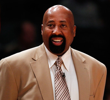 Head Coach Mike Woodson