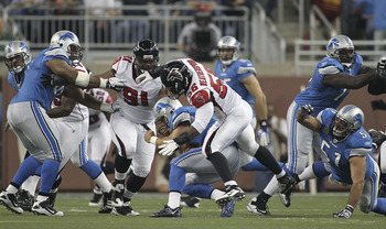 Atlanta needs to make Sunday's game one of physicality.