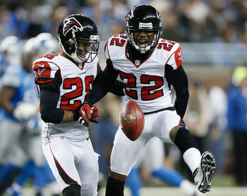 Josh Freeman threw four interceptions last week. Does he have leftovers for the Falcons?