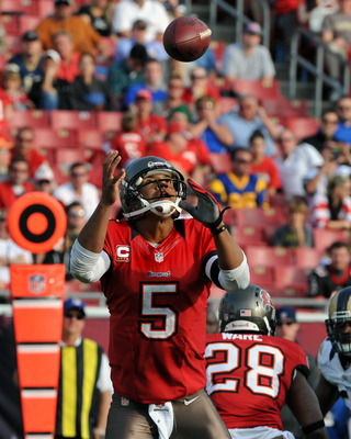 Patience with Josh Freeman can be Atlanta's best defense.