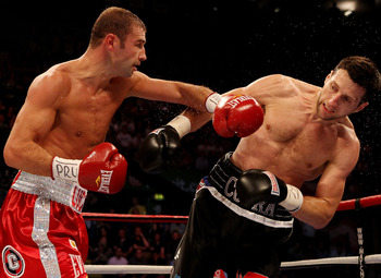 Lucian Bute will attempt to avenge his first loss to Carl Froch.