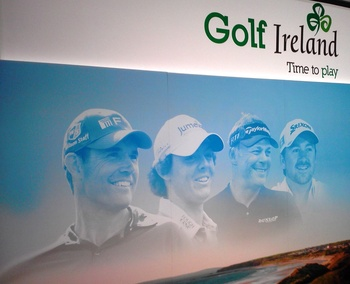 The Irish Invasion: 4 major champions with 7 majors in the last 5.5 seasons is pretty spectacular!
