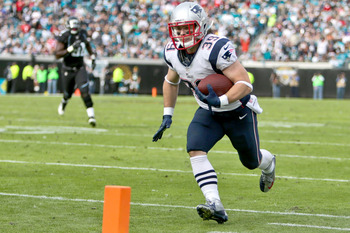 Woodhead is hugely important to Brady and the Pats offense.