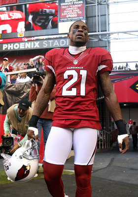Peterson is the Cardinals' lone Pro Bowl player.