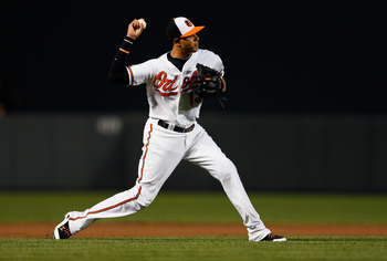 Machado played 51 games during his rookie season.