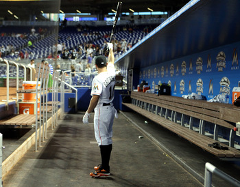 The Marlins surprisingly drew 29,709 fans on Oct. 2.
