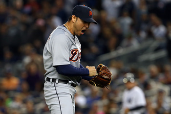 Anibal Sanchez was at his best in September and October.