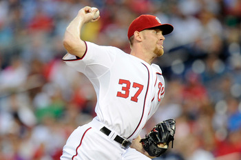 No more innings limit for Stephen Strasburg!