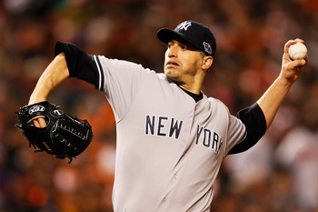 Pettitte is already the all-time leader in postseason wins.