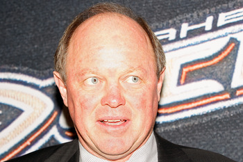 General manager Bob Murray of the Anaheim Ducks.