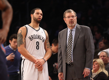 Deron Williams and P.J. Carlesimo will have to fix this team on the fly.