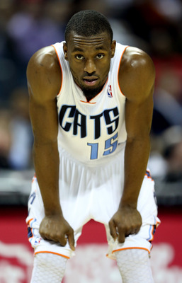 The Bobcats are wasting a big improvement from Kemba Walker.