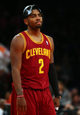 Aside from Varejao, Kyrie Irving has no support in Cleveland.