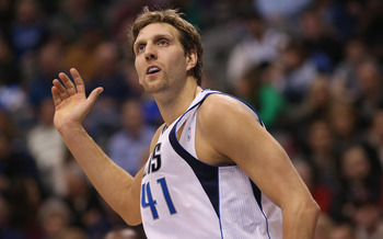 Dirk's recovery is key if the Mavs want to make the playoffs.
