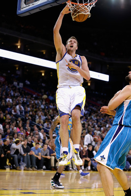 David Lee and the Warriors are taking the league by surprise this season.