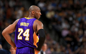 Kobe Bryant will not allow his team to miss the postseason.