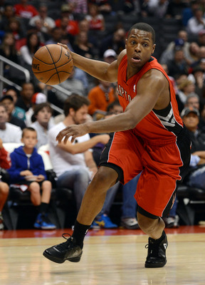 Kyle Lowry is Toronto's saving grace this season.