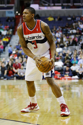 Bradley Beal has not produced for Washington early on.