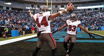 Tight End- Dallas Clark of the Tampa Bay Buccaneers