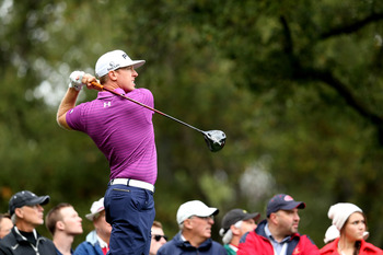 Hunter Mahan showed be primed for a big season in 2013.