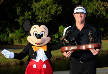 Charlie Beljan's win at Disney was big for his career.