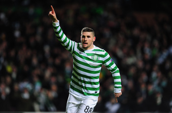 Celtic goalscorer Gary Hooper has been linked with a move to Sunderland