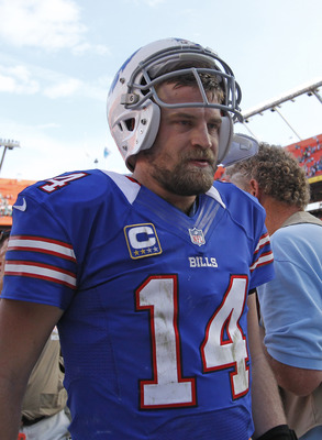 Is Week 17 the final start for Fitzpatrick's career in Buffalo?