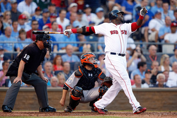 Will David Ortiz be healthy for Opening Day?