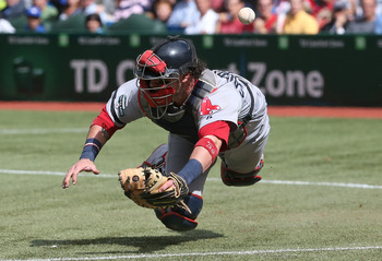 Will Boston end up keeping all of its catchers?