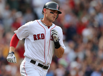 Will Middlebrooks forced a trade of Kevin Youkilis.